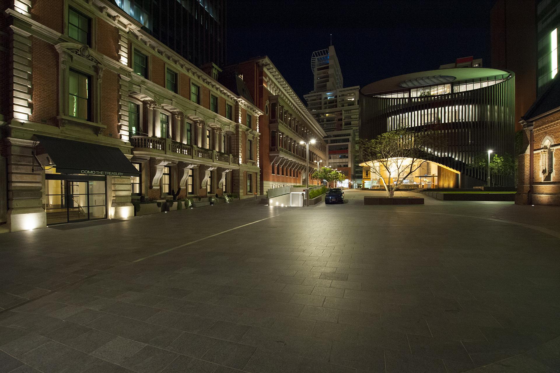 Cathedral Square Precinct